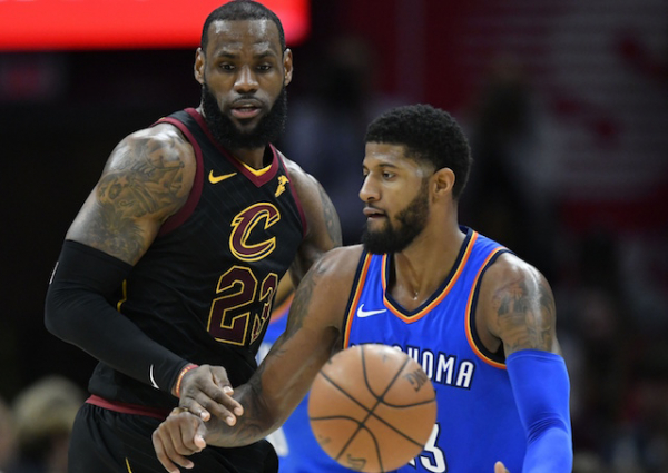 NBA Free Agency Rumors: LeBron James' Camp Believes Paul George Will Re-Sign With Thunder