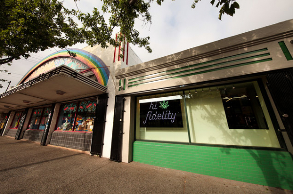 Amoeba Records' flagship shop opens in-house marijuana dispensary