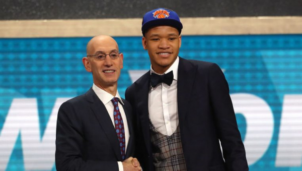 Kevin Knox won over Knicks and now expects to win over their fans