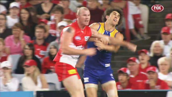 Sydney Swans v West Coast Eagles: Top five moments in epic AFL rivalry