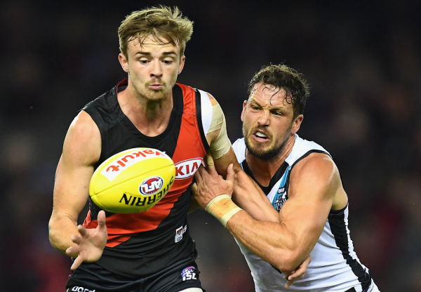 Young Bomber signs new two-year deal