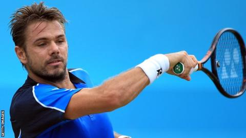 Eastbourne: Stan Wawrinka takes wildcard into Nature Valley International