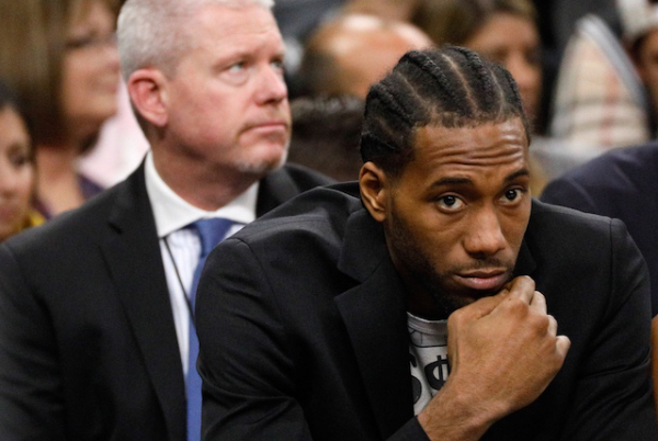 NBA Trade News: Former Spurs Player Bruce Bowen Accuses Kawhi Leonard Of Having 'Excuses'