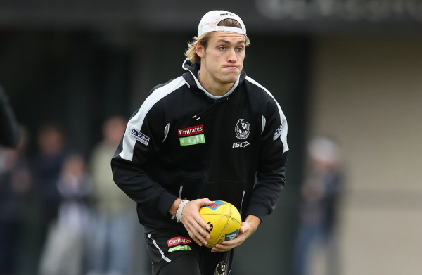 Wounded trio ruled out as Pies play it safe