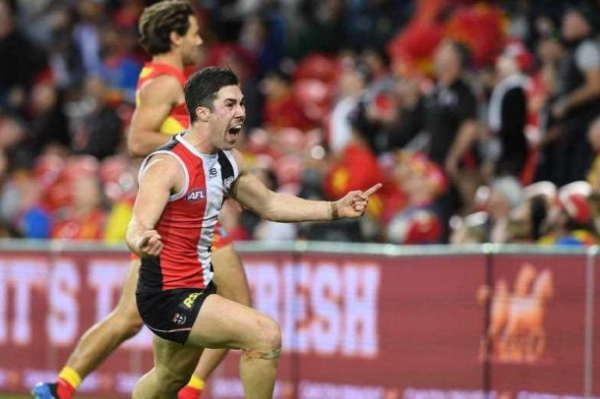 Saints make stunning comeback
