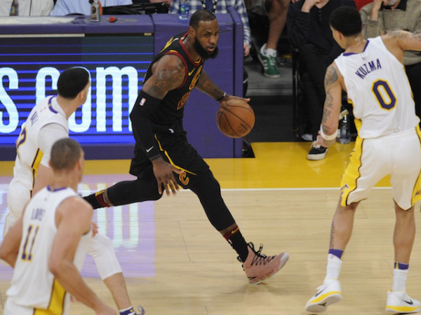 NBA Free Agency News: Lakers Have Best Odds To Sign LeBron James After 2018 NBA Draft