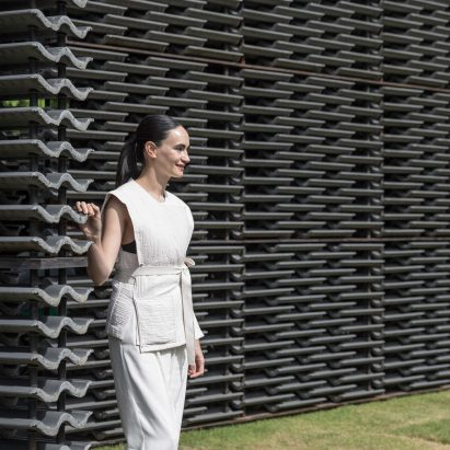 "Serpentine Pavilion 2018 shows ""what you can create with simple things"" says Frida Escobedo"