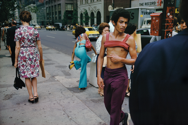 The porous and sometimes political work of legendary photographer Joel Meyerowitz