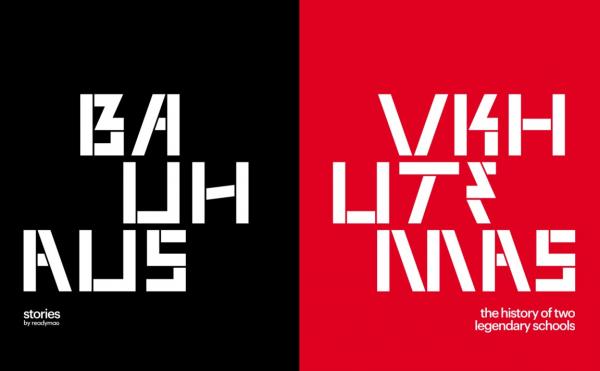 Readymag Stories — Bauhaus Vkhutemas