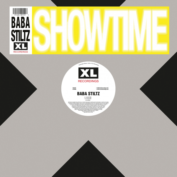 Baba Stiltz steps into the XL Recordings spotlight with smooth new 'Showtime' EP