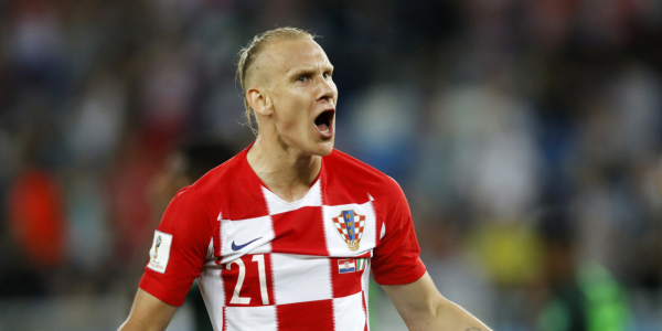 Leicester and Everton set to battle for Croatia star