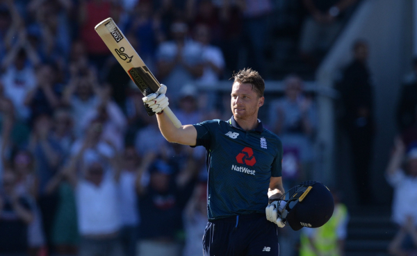 Jos Buttler admits feeling flustered before firing England to historic series