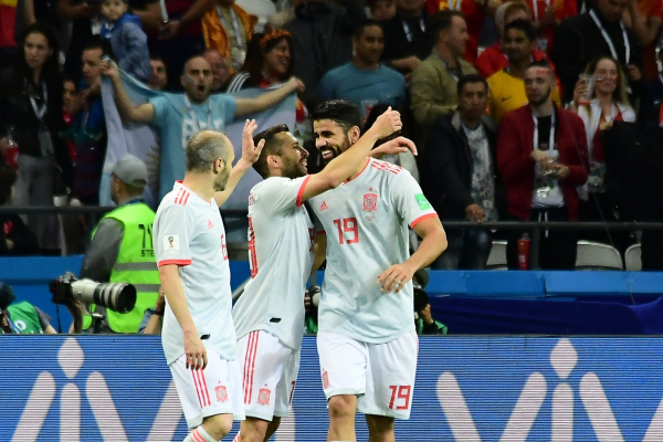 Spain vs Morocco LIVE, World Cup 2018: Latest score, goal updates, TV, watch online, highlights, team news, line-ups