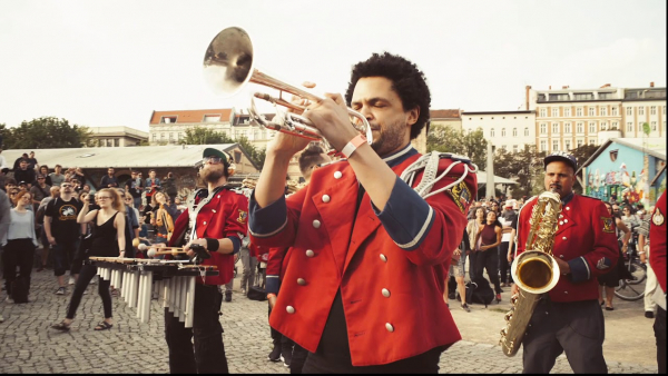 Must Watch: 'Techno marching band' MEUTE shares insane cover of Flume's 'You & Me' remix