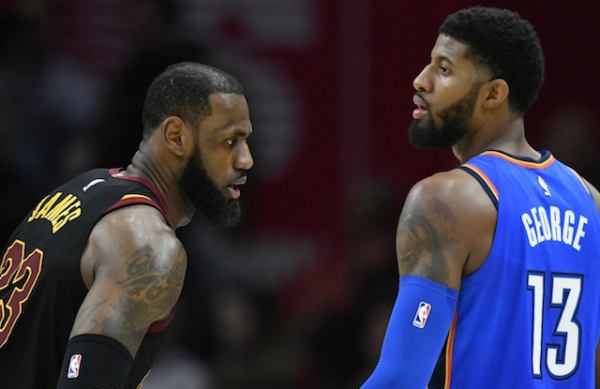 NBA Free Agency Rumors: LeBron James 'Calling Players On Other Teams He Wants To Play With'