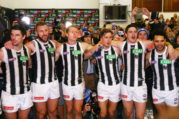 PODCAST: Are the Pies genuine flag contenders?