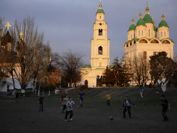 World Cup 2018: Russian Orthodox Church hoping gift from God tournament will help spread its traditional values