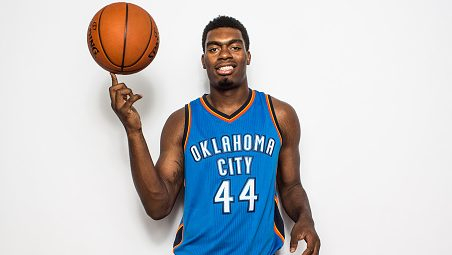 AP Source: Thunder trading Dakari Johnson to Orlando
