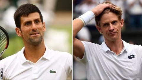 Djokovic has 'not much to lose' in Wimbledon final