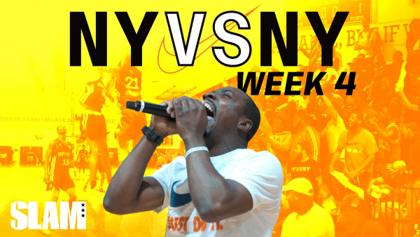 Nike Basketball's NEW YORK vs. NEW YORK: Week Four Recap