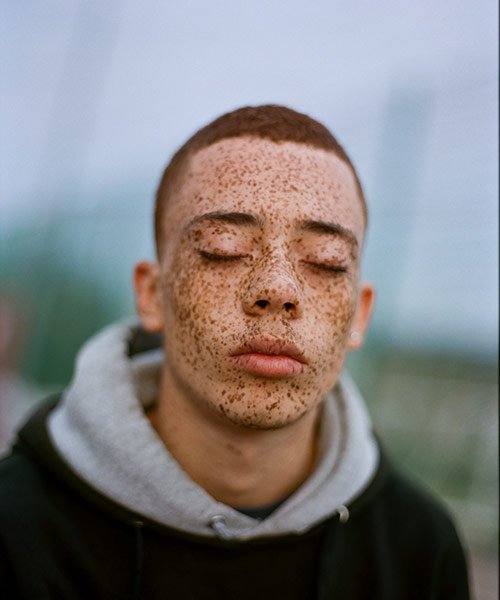 photographer rosie matheson on capturing what it means to be 'one of the boys'