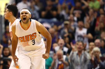 Suns deal Dudley to get Holmes, Arthur in separate trades