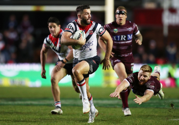Melbourne Storm moves top after seventh consecutive NRL win