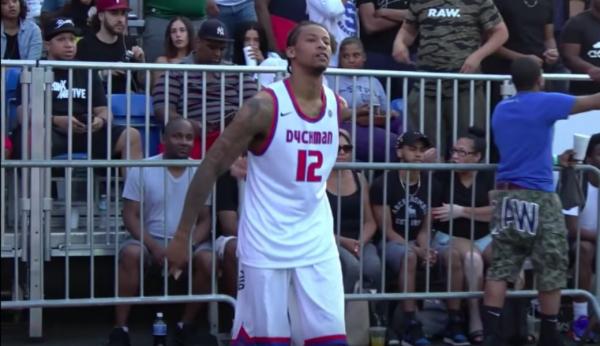 Trey Burke Drops 35 Points at Dyckman ?