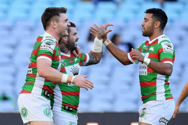 Rabbitohs maintain winning streak as Storm and Raiders post victories