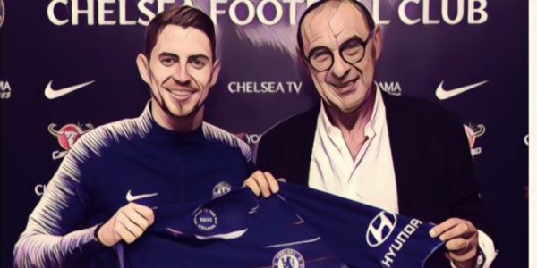 Furious Manchester City accuse Napoli of 'bullying' Jorginho into signing for Chelsea