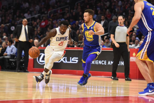 Patrick Beverley: 'I'm Real Anti-Warriors'