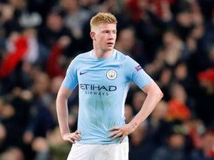 Kevin De Bruyne defends Manchester City teammate Raheem Sterling