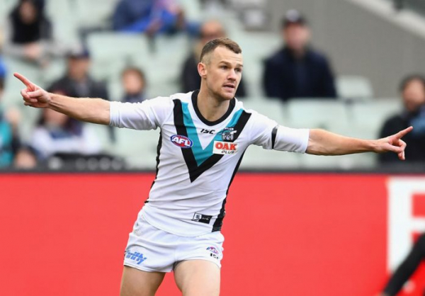 Young Saints star gets likened to Robbie Gray and Gary Ablett