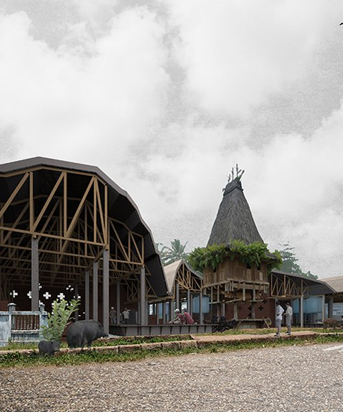 BB&B invents sustainable hygiene system in east timorese community cultural center