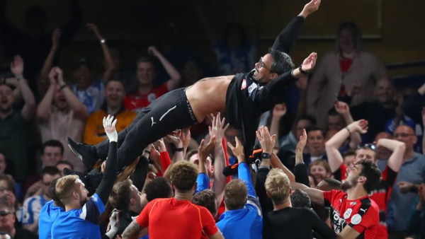 'Huddersfield among drop favourites'