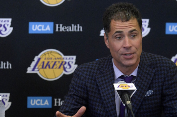 Rob Pelinka: Lakers Purposely Constructed Defensive-Minded Roster For LeBron James, With An Eye On Dethroning Warriors As Well