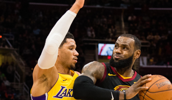 Lakers' Josh Hart can be a perfect teammate for LeBron James
