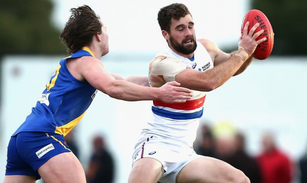 VFL Report: 'Scray fall to Seagulls