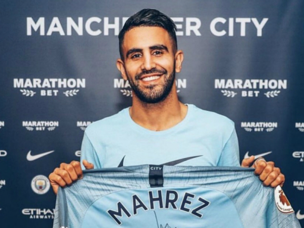 Video: Mahrez departed Leicester on 'good terms'