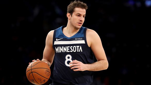 Report: Nemanja Bjelica agrees to three-year contract with Kings