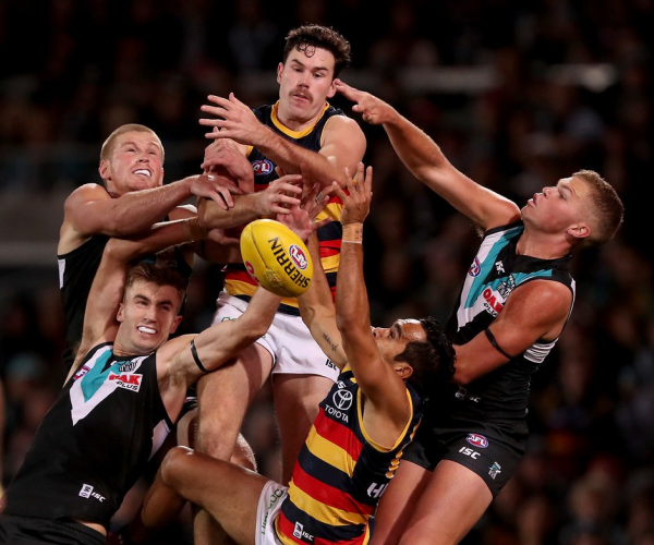 Crows confident forward will be up to speed