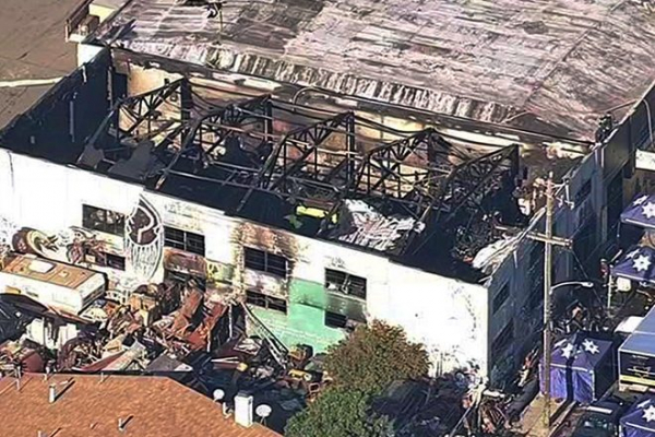 Ghost Ship collective members will serve less than 10 years in jail following warehouse fire
