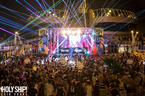 FRIENDSHIP Cruise unveils supremely heavy roster for its maiden voyage