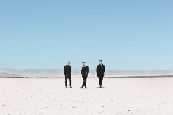 RÜFÜS DU SOL go 'No Place' in new celestial music video