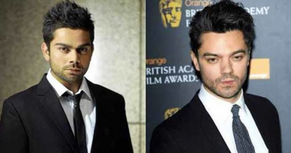 10 Famous Cricketers And Their Hollywood Lookalikes