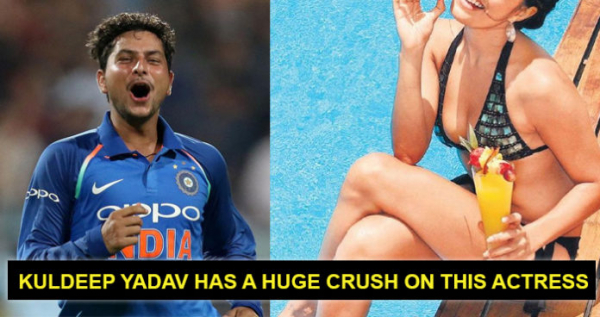 Kuldeep Yadav Revealed That He Wants To Go On A Date With This Hot Bollywood Actress