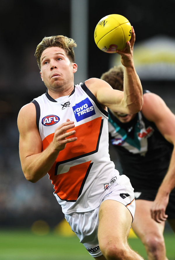 'Gritty, determined' Giants take a huge step