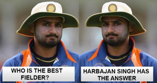 Harbhajan Singh Revealed The Name Of The Best Fielder Produced By India