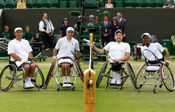 Impressive Wimbledon campaigns end for Alcott, Hijikata