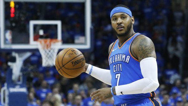 Trade to/buyout from Hawks clears way for Carmelo Anthony to join Rockets